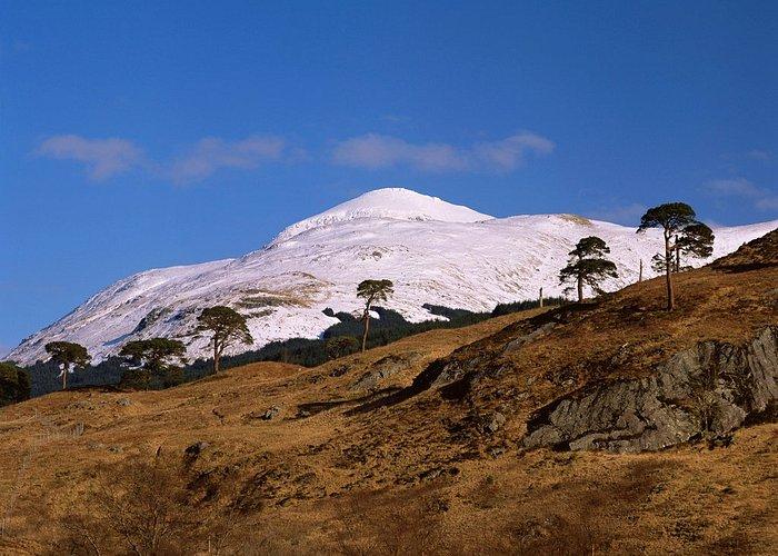 Ben More, from Glen Falloch ©  VisitScotland