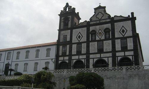Igreja do Santíssimo Salvador ou Igreja matriz da Horta,Faial
