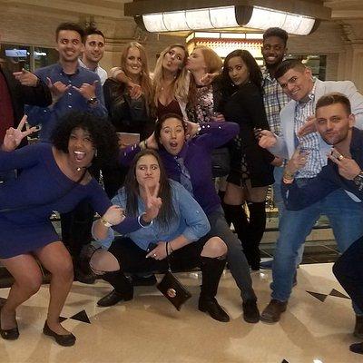 Las Vegas Club Crawl 2017!