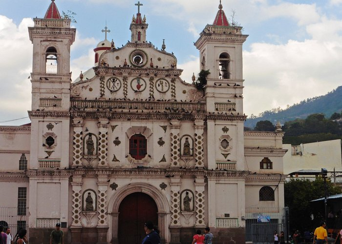 Cartoline da Tegucigalpa, Honduras