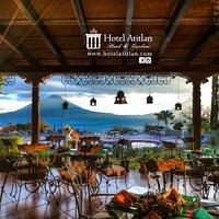 Nuesto Restaurante le ofrece una vista inigualable, venga y disfrute de este maravillosa experie