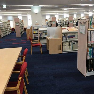 釧路中央図書館