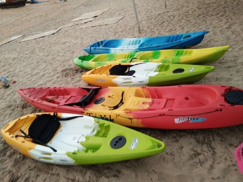 Kayaks Agonda