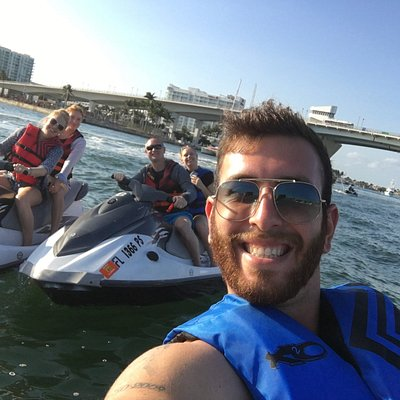 The best jet ski rentals & tours in town!