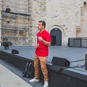 L'histoire du Festival d'Avignon se visite.