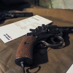 Экспонат музея оружия