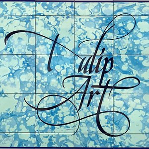 Beautiful hand-made works of functional art for your home are available at Tulip Art in Old San