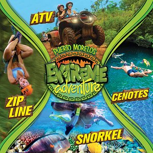 Enjoy an Extreme Adventure day! Book NOW!