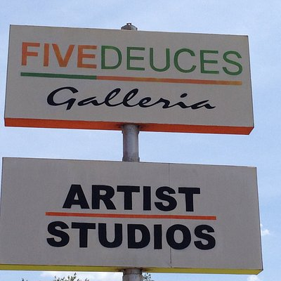 22 Artist Studios... We work here and open our studios for Second Saturday ArtWalk