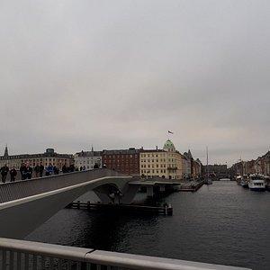 Bro ved Nyhavn