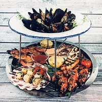 Catch Seafood Plate