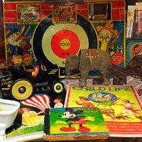 Child Americana Antiques