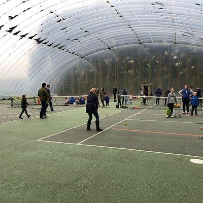 Manydown Tennis