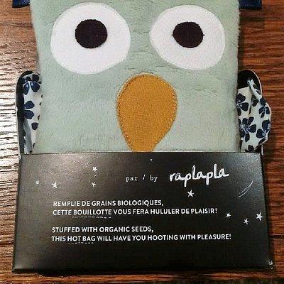 My wife loved this owl mini magic bag.