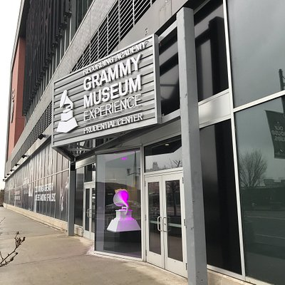 Grammy Museum Experience Prudential Center