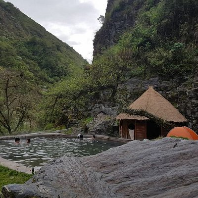 chimur has 6 pools with differents temperatures