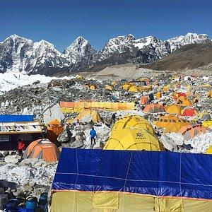 Everest Base Camp, Everest Base Camp Trekking