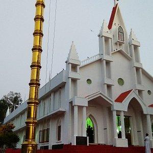 Saint Sebastians Pilgrim Church Moongodu
