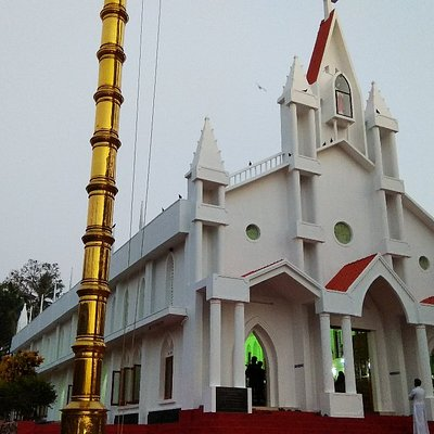 Saint Sebastians Pilgrim Church Moongodu