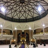 Majestic dome