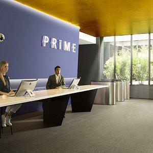 ingresso Prime