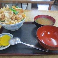 カツ丼(小)