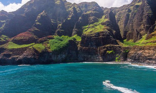 NaPali Coast is just an amazing place to be!