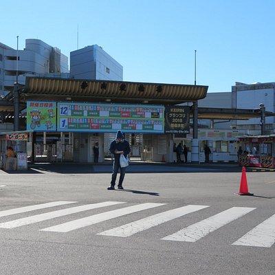 静岡競輪正門