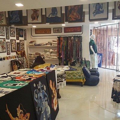 The range of designs