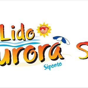 Logo Lido Aurora lato sud