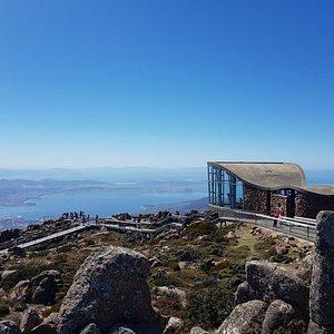 Mt Wellington Summit