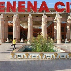 Genena city