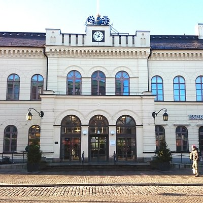 Lund Tourist Center at the Central Station