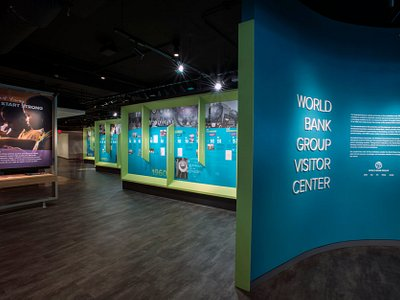 The World Bank Group Visitor Center
