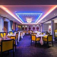 The Taj Barming - main restaurant.