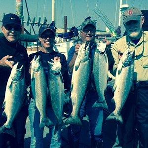 Great day in Tillamook Bay!