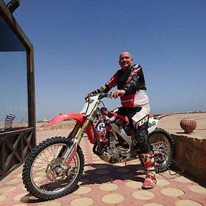 Honda 250cc four stroke
