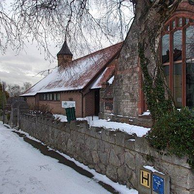 Prince's Drive Baptist Church, Colwyn Bay