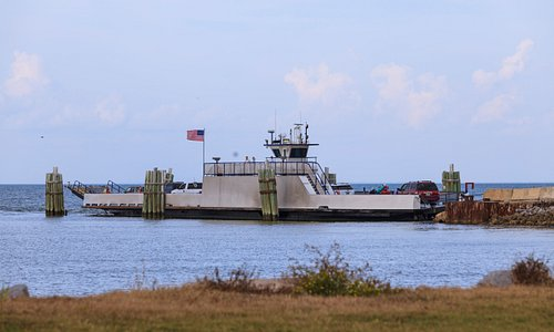 The Mobile Bay Ferry saves travelers hours of driving time plus the high cost of fuel.