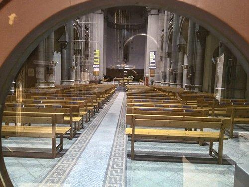 Detalle General Iglesia