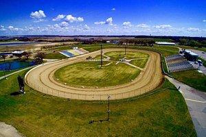 track 3/8th mile track