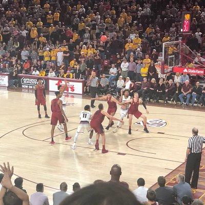 Arizona State University Wells Fargo Arena