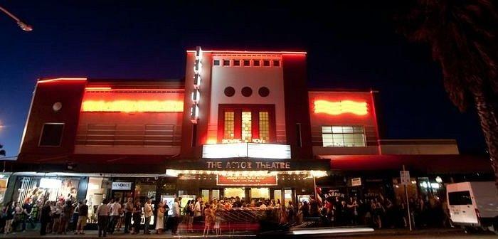 The Astor Theatre Mount Lawley, Perth WA