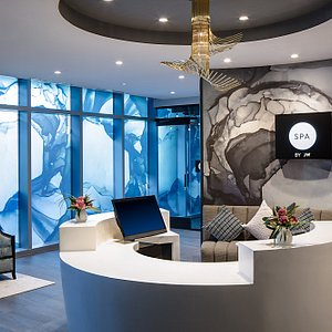 Modern and luxurious