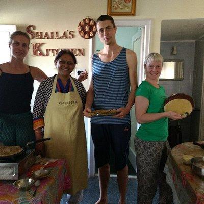 Shaila's Kitchen