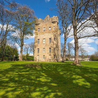 Alloa Tower, Alloa, Clackmannanshire. © VisitScotland