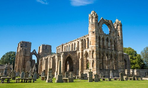 Elgin Cathedral, Elgin, Moray. © VisitScotland / Kenny Lam, all rights reserved