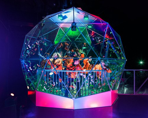 Are you ready to take on the Crystal Maze LIVE Experience?