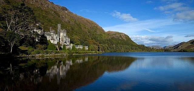 small-Kylemore Abbey, Galway