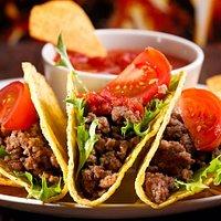 Tacos de viande
